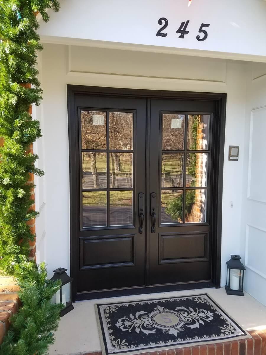 Admirable Custom Entry Doors Exterior Door Installation Berry Door Amp Window Door Handles Collection Dhjemzonderlifede
