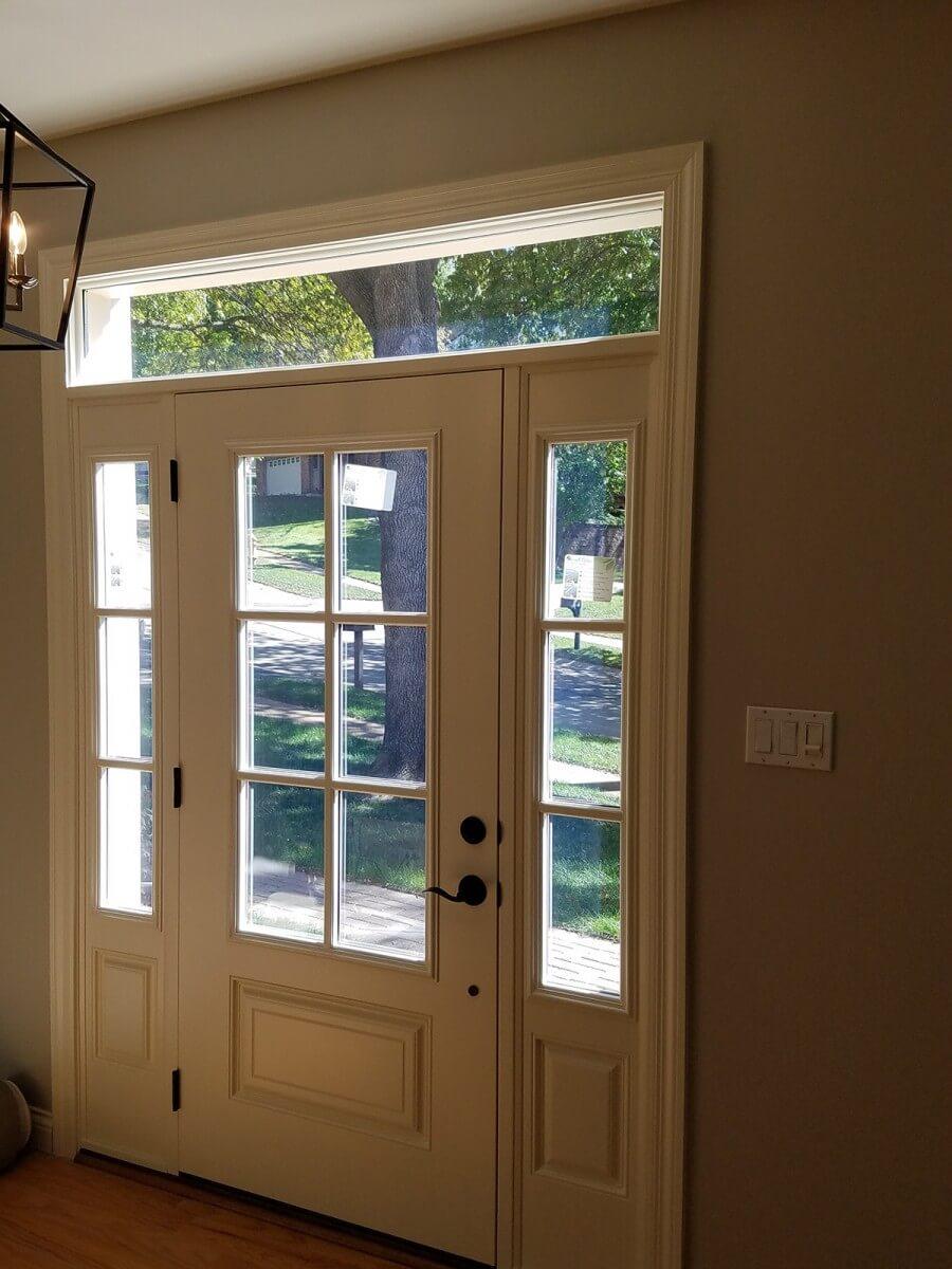 Custom Entry Doors: Exterior Door Installation - Berry ...